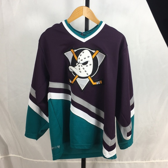 CCM Other - Vintage CCM Anaheim Ducks Hockey Jersey Mens M 70e38e71c